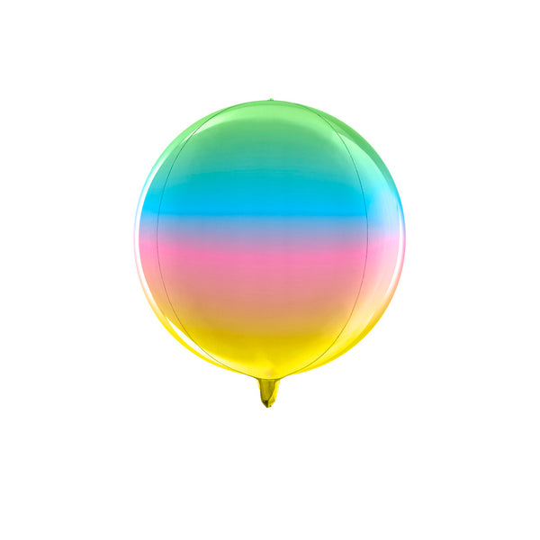 "Small Globe Balloon (11"")"