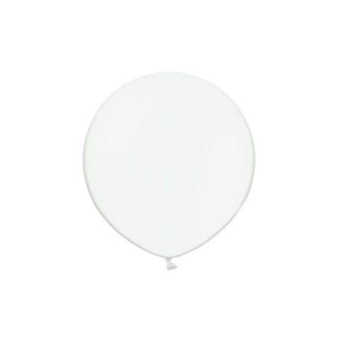 Clear Big Round Balloon 19""