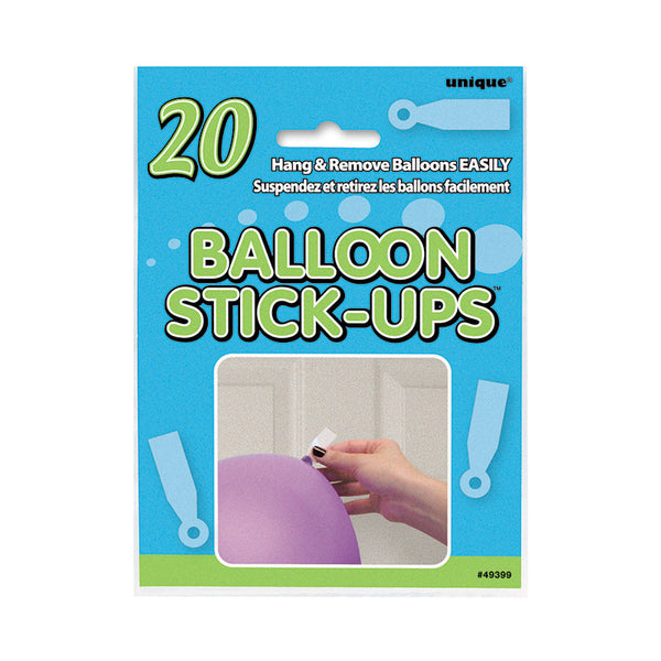 Party Balloon Accessories - Balloon Stick-Ups