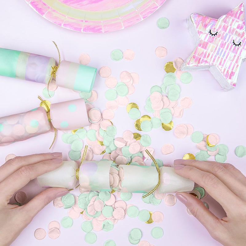 Confetti Crackers  Confetti Party Deco - Hello Party