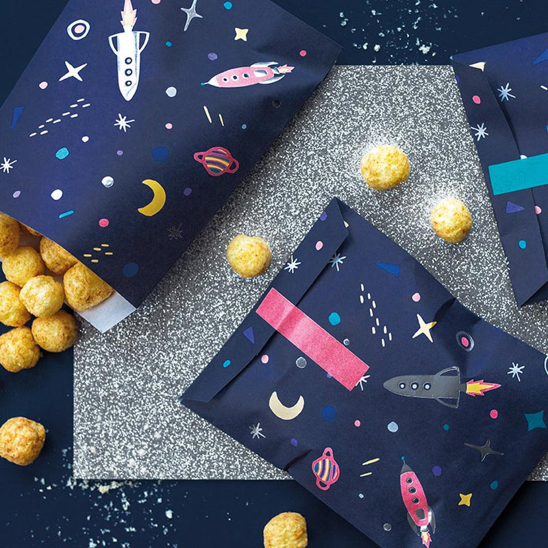 Space Party Treat Bags  Treat Bags Party Bags - Hello Party
