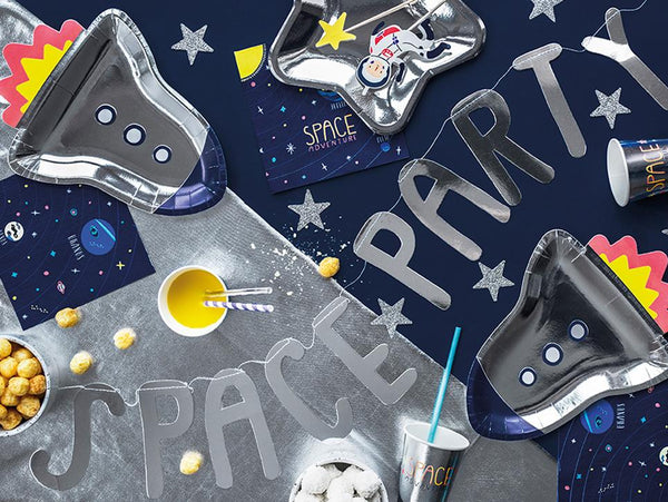 Space Party Banner