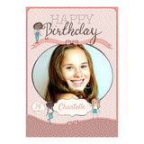 Birthday BFFs Banner <br/> with a space for 1 photo and your name or message - Hello Party - All you need to make your party perfect!