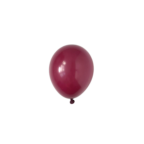 Mini Sangria Party Latex Balloons | Biodegradable | Modern & Stylish Party Supplies Tuf Tex UK