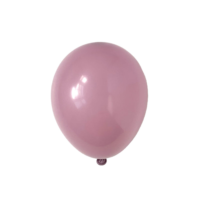 Canyon Rose Dusky Pink Party Balloons | Biodegradable | Stylish Party Supplies