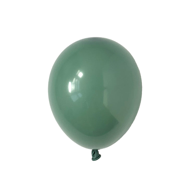 Willow Green Party Balloons | Biodegradable | Modern & Stylish Party Supplies Tuftex UK
