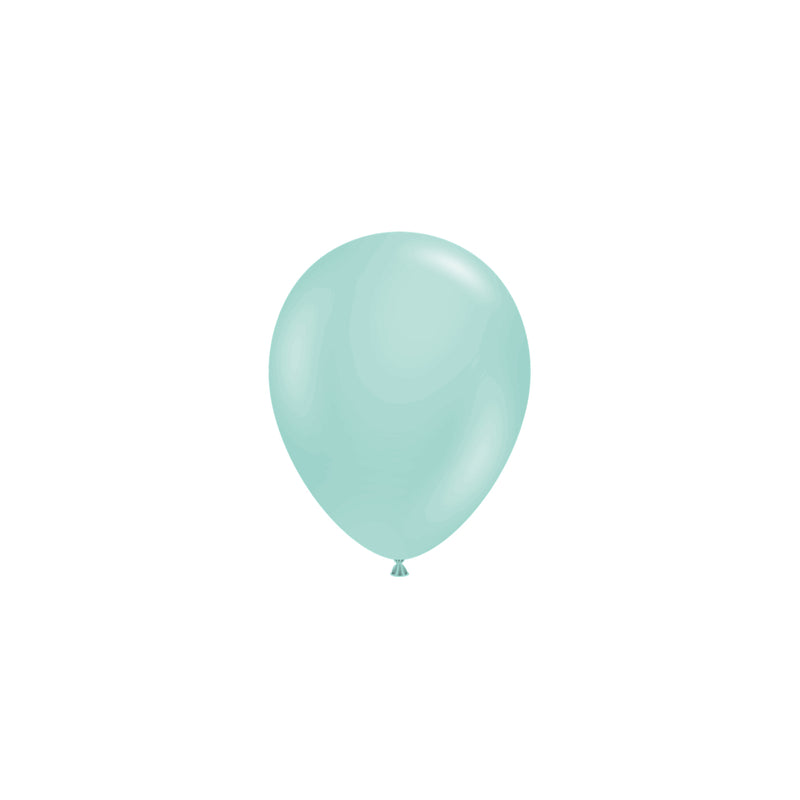 Sea Glass Latex Balloons | TufTex UK | Modern Stylish Party Supplies