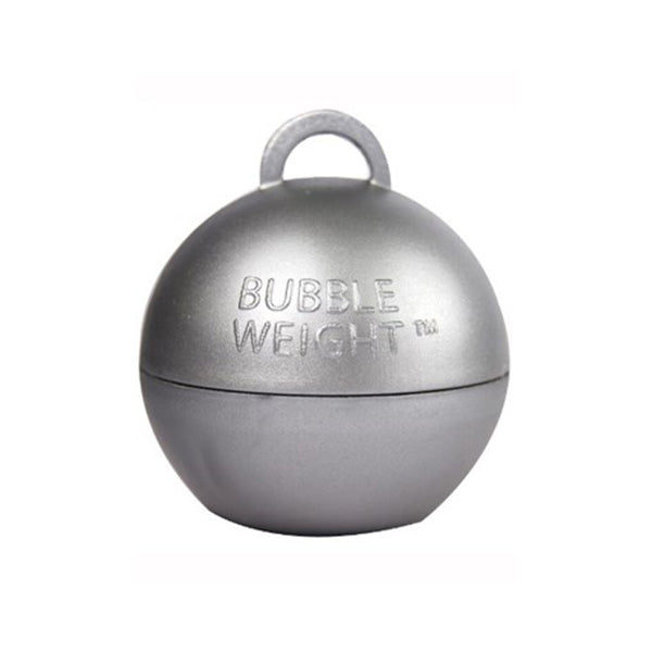 35g Silver Bubble Weight  Balloon Weight Hello Party Essentials - Hello Party