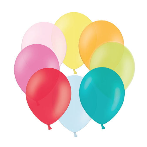 Magical Rainbow Mix Balloons