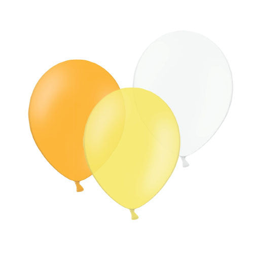 Cheery Citrus Mix Balloons  Latex Balloon Collections Hello Party Essentials - Hello Party