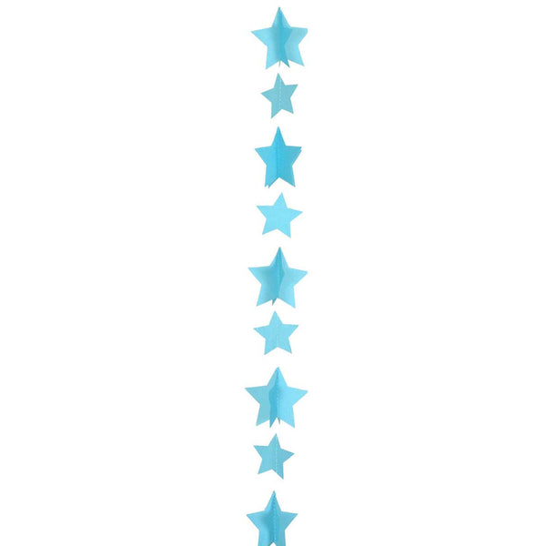 Blue Star Balloon Tail  Balloon Tail Anagram - Hello Party