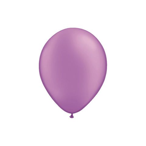 Neon Violet Balloons