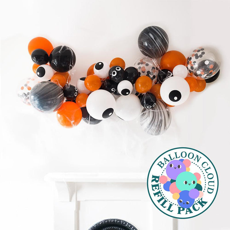 All Eyes on You Balloon Cloud Refill Pack Hello Party DIY arch kits