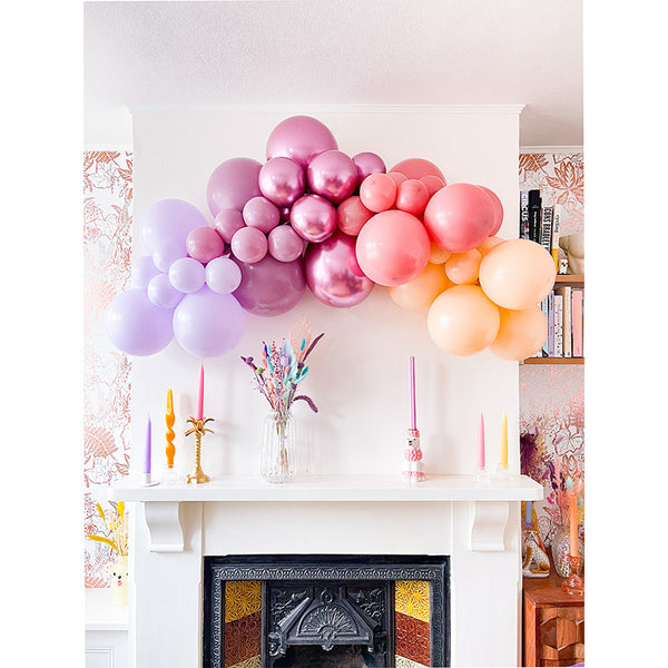Marvellous Mauve Balloon Cloud Kit