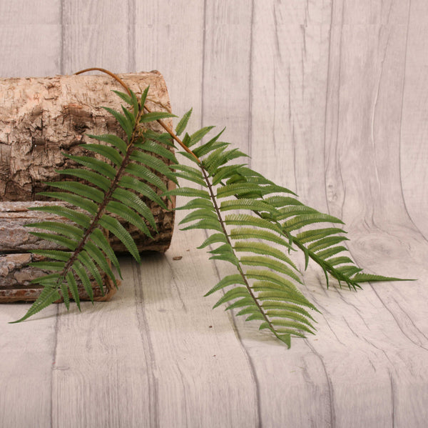 Boston Fern Spray  Greenery Hello Party UK - Hello Party