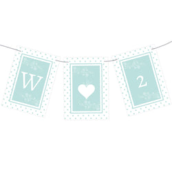 Whimsical Wedding Bunting