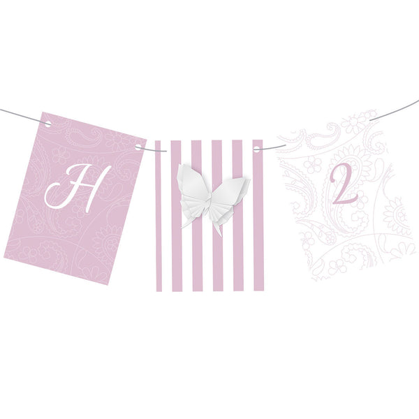 Twenty One Today Bunting