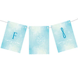 Ice Princess Bunting