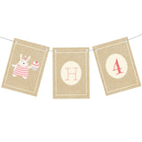 Cute Tea Party Bunting