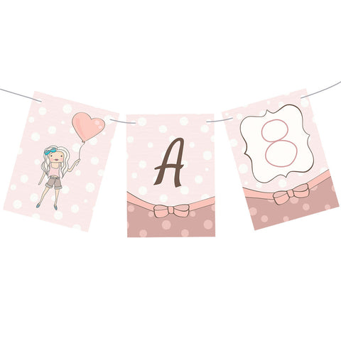 Birthday BFFs Bunting  Personalisable Bunting Hello Party - All you need to make your party perfect!  - Hello Party