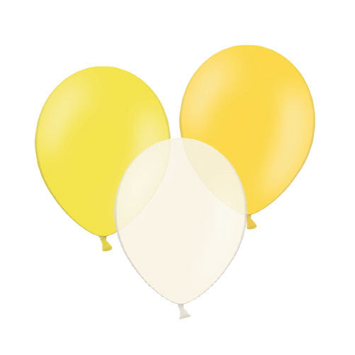 Sunshine Mix Balloons  Latex Balloon Collections Hello Party Essentials - Hello Party