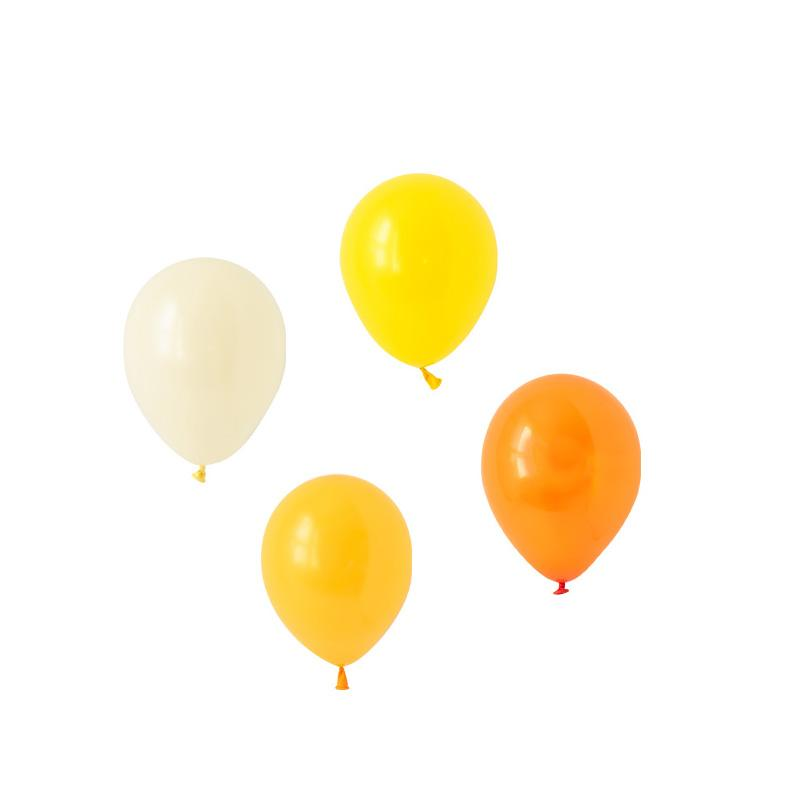 Cheerful Citrus Balloons Hooray Party Display Contents Pack  Fillable Cake Stand Content Packs Hello Party - Hello Party