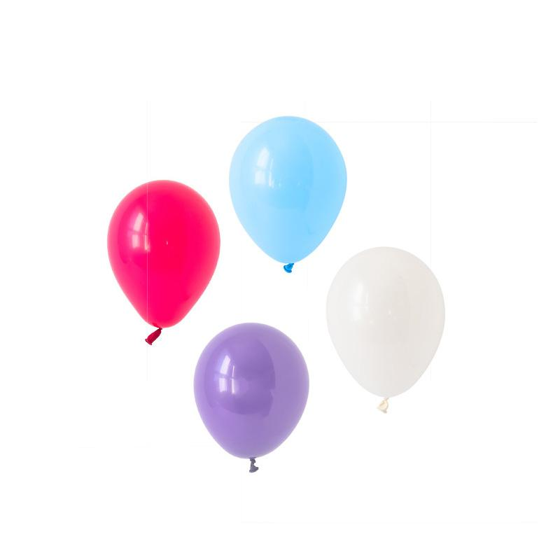 Magical Unicorn Balloons Hooray Party Display Contents Pack