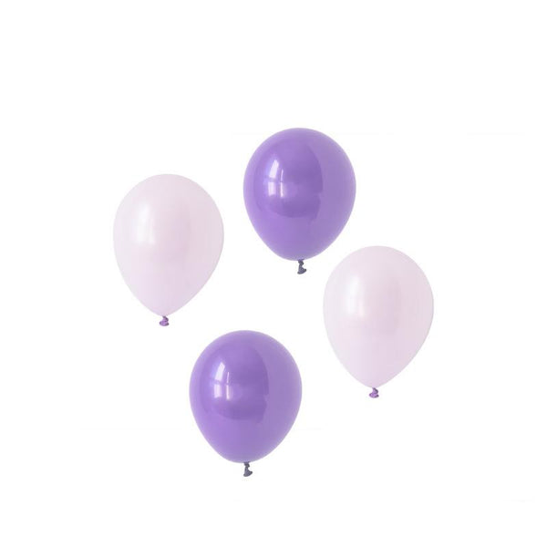 Playful Purples Balloons Hooray Party Display Contents Pack