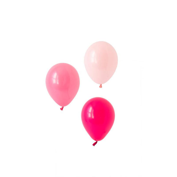 Pretty Pinks Balloons Hooray Party Display Contents Pack