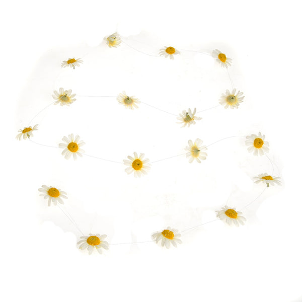 Daisy Head Boho Garland | Pretty Stylish Party and Wedding Decorations