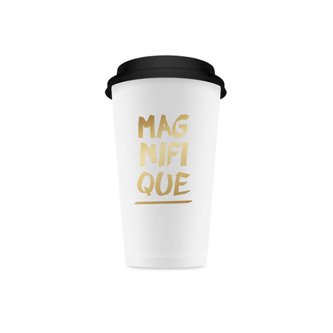 Magnifique Tall Coffee Cups