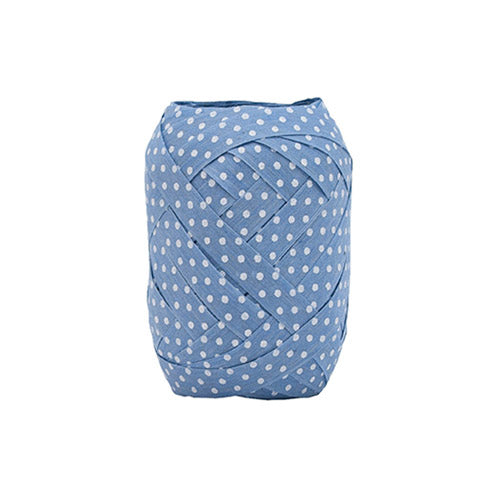 Dotty Eco Cotton Paper Ribbon