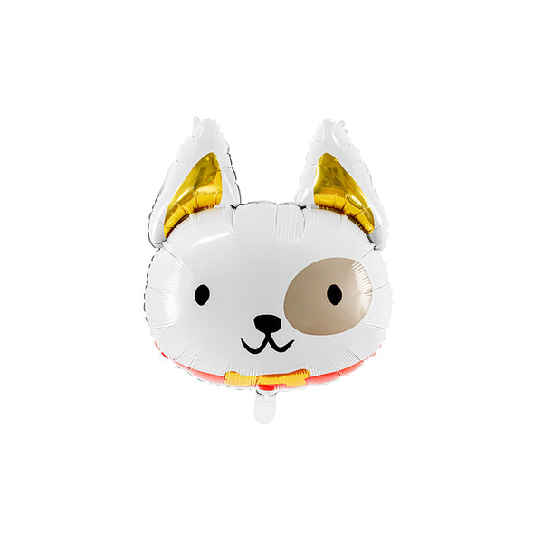 Cute Dog Foil Balloon | Supershape Party Balloon | Stylish Party Decor