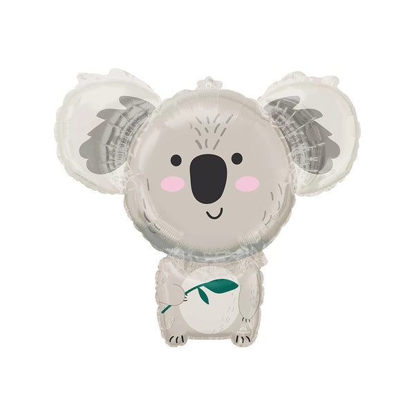 Cute Koala Foil Fun Foil Party Balloon