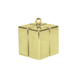 110g Gift Box Shaped Balloon Weight