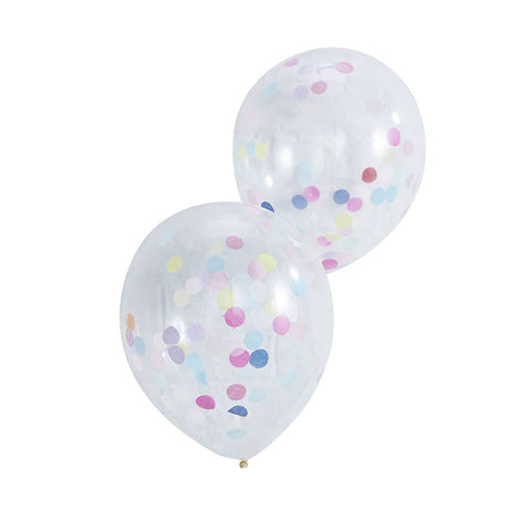 Confetti Filled Balloons  Confetti Balloons Ginger Ray - Hello Party