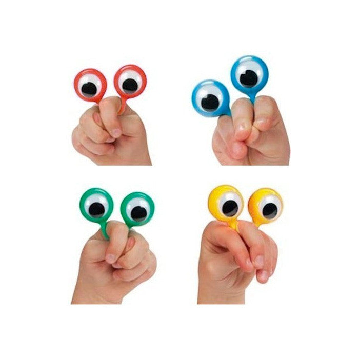 Googley Eye Finger Ring  Party Favours Hello Party - All you need to make your party perfect!  - Hello Party