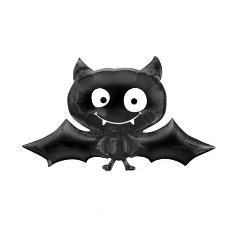 Giant Friendly Bat Foil Balloon (60cm)