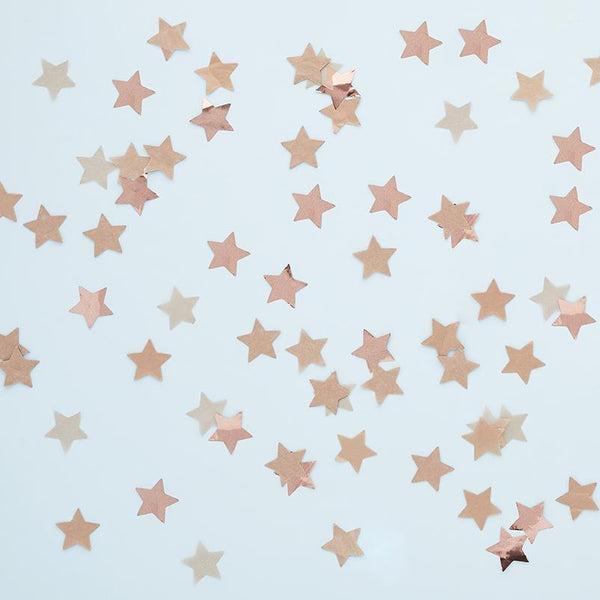 Rock 'n' Rose Star Confetti  | Hello Party Stylish & Fun Party Supplies
