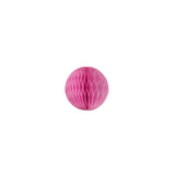 Light 10cm Pink Honeycomb Ball