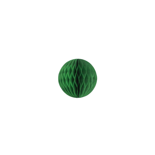 Green 10cm Honeycomb Ball