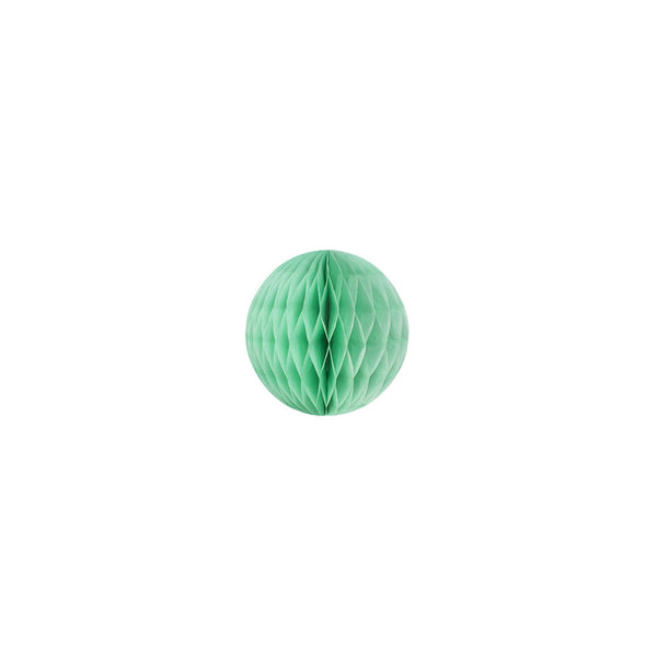 Mint 10cm Honeycomb Ball  Honeycomb Ball Hello Party Essentials - Hello Party