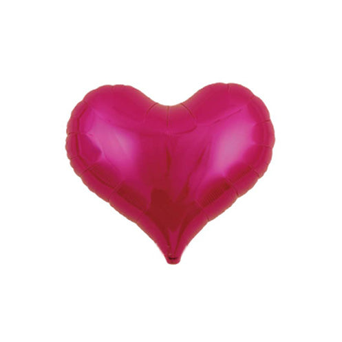 "Large Jelly Heart Balloon (25"")  Balloons Hello Party - All you need to make your party perfect! - Hello Party"