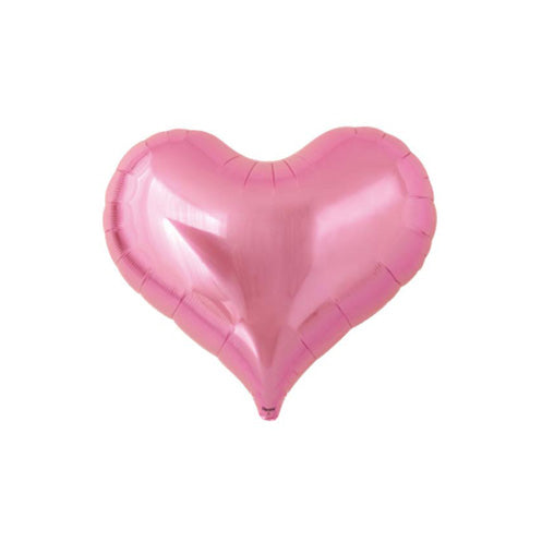"Large Jelly Heart Balloon (25"")"