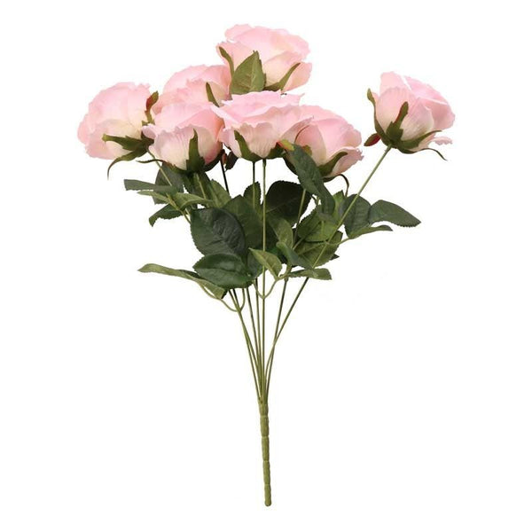 Bunch of Pink Faux Roses