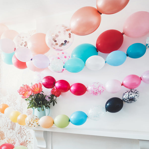 Mini Linkit Balloons - Create your own balloon garland