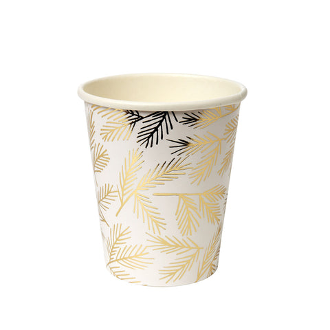 Gold Pine Cups