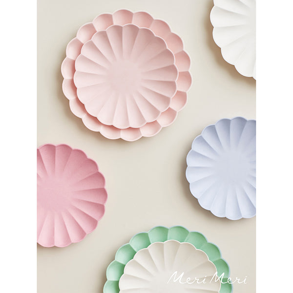 Meri Meri Simply Eco Large Plates