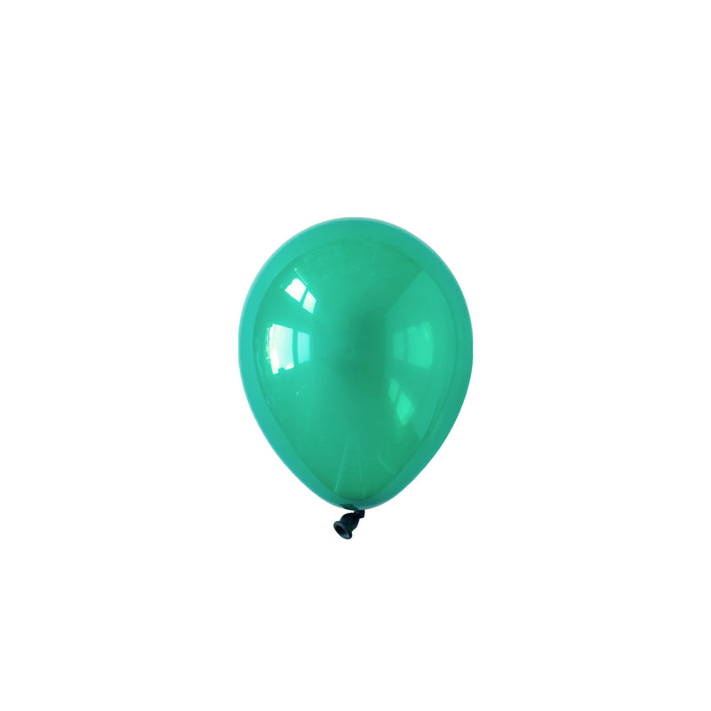 Emerald Green Party Balloons | Biodegradable | Stylish Party Supplies