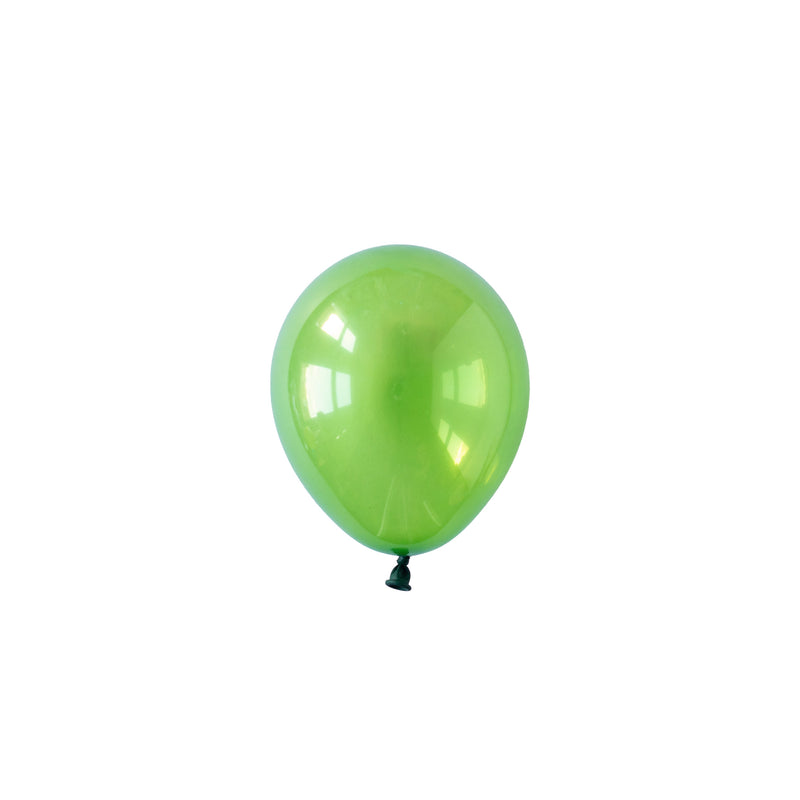 Jewel Lime Green Party Balloons | Biodegradable | Stylish Party Supplies